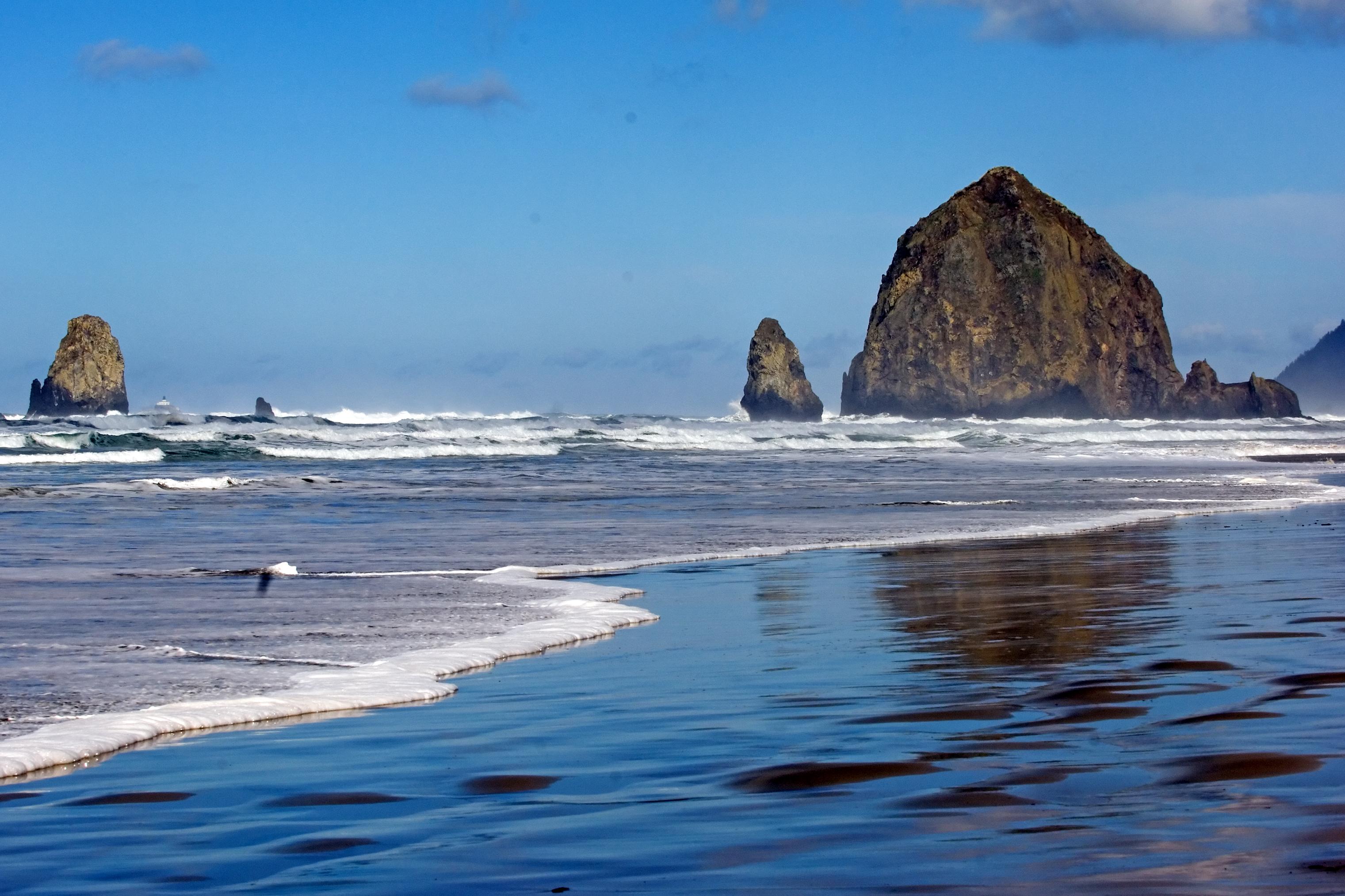 Cannon Beach Sandcastle Contest