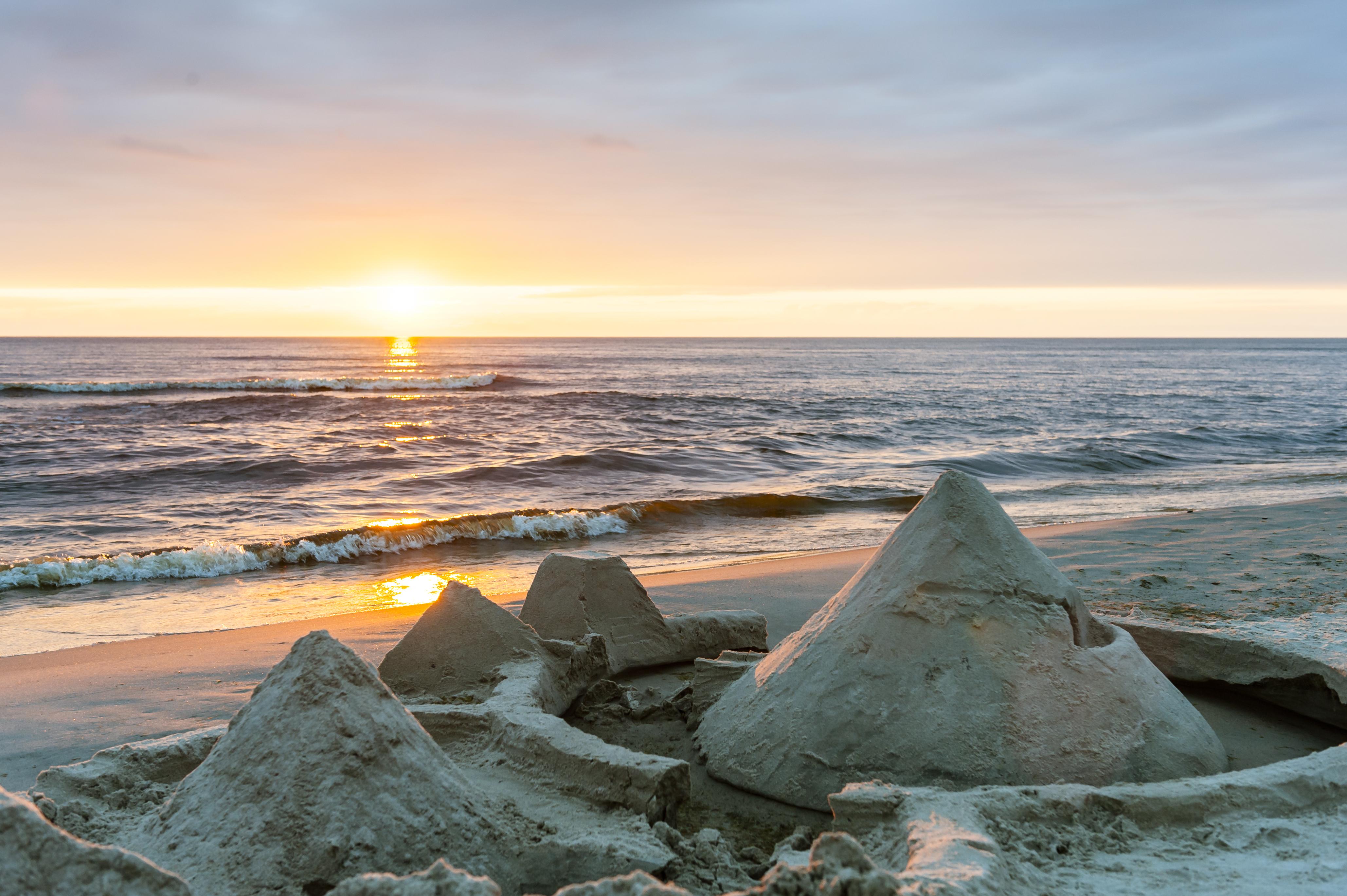 Sandcastle Contest Cannon Beach