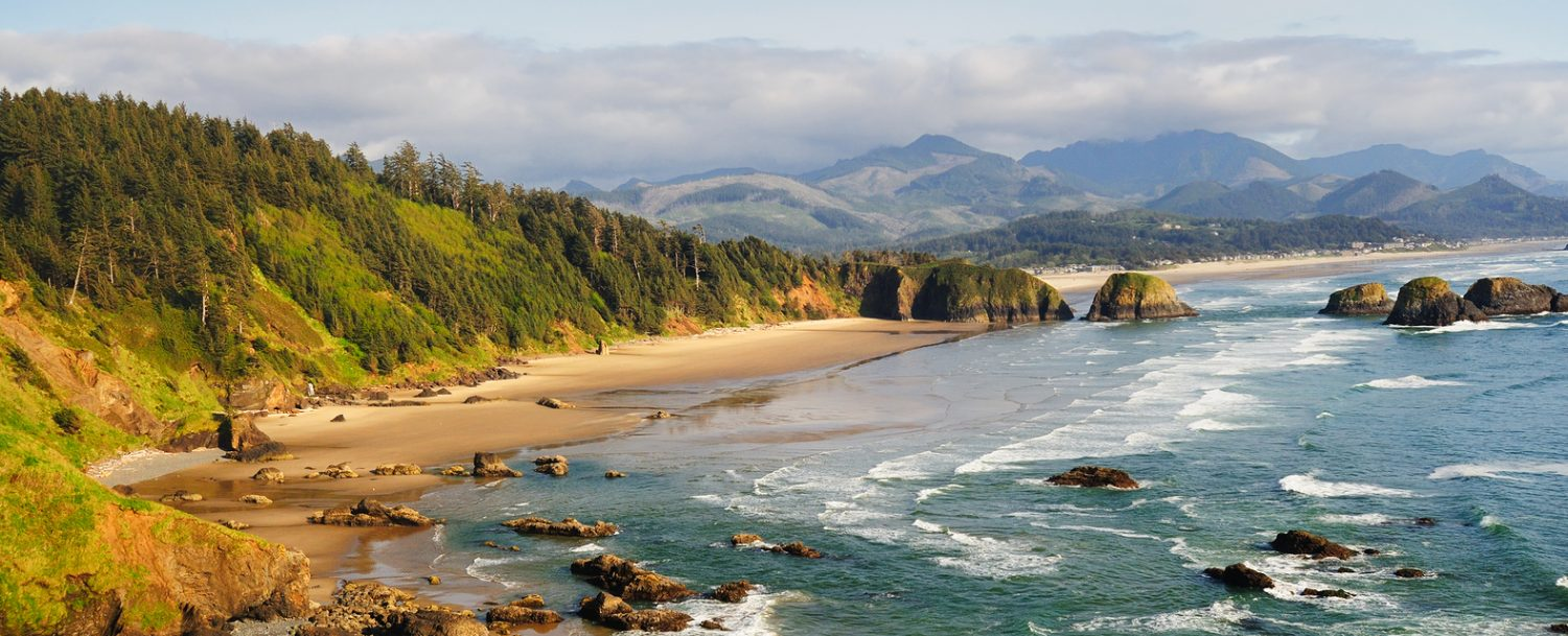 Ecola State Park, Cannon Beach Oregon