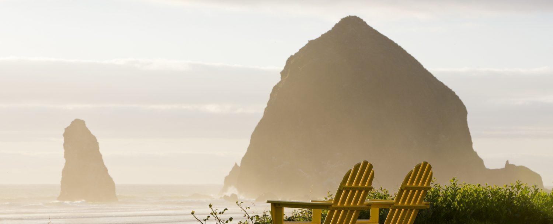 Stay in a Castle in Cannon Beach, Oregon