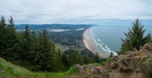 Fall on the Oregon Coast