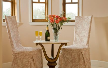 Romance in Tower Room at Arch Cape Inn