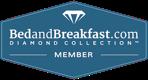 BedandBreakfast.com Diamond Collection Member Badge