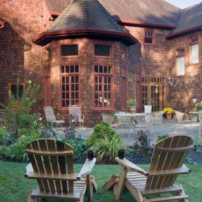 Garden at Arch Cape Inn