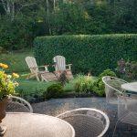 Garden Patio at Arch Cape Inn
