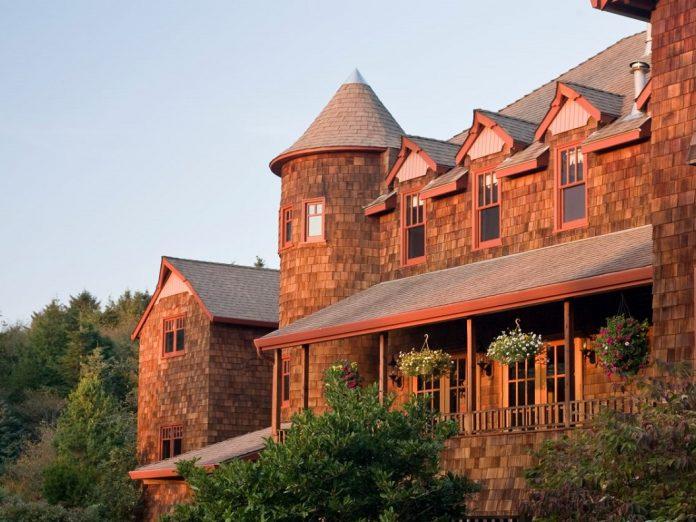Arch Cape Inn Exterior